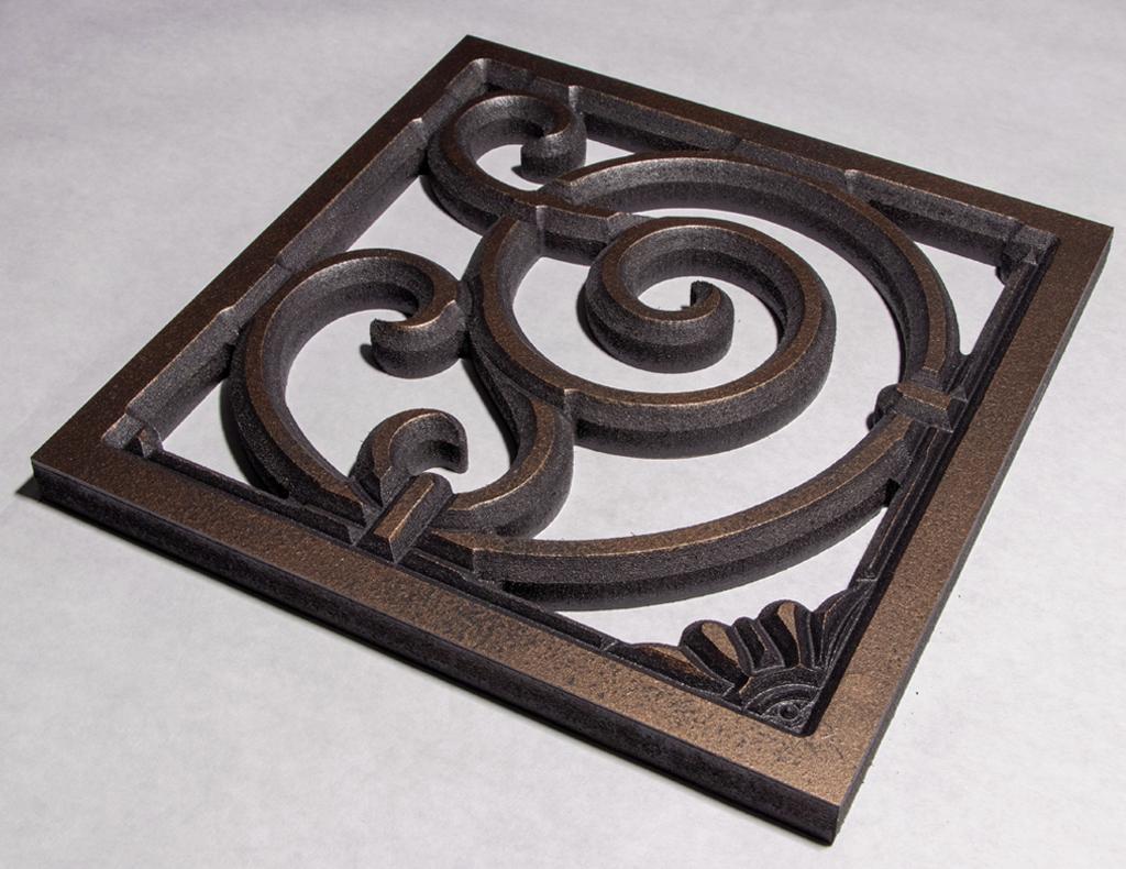 Faux Iron - Antique Bronze (BB8)