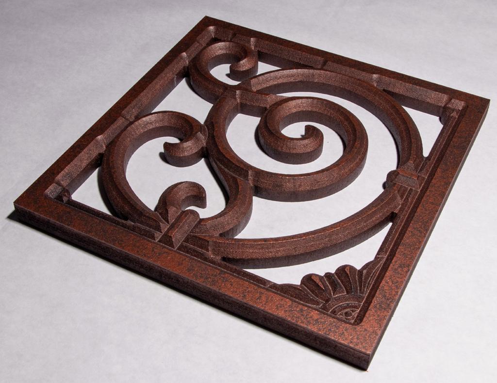 Faux Iron - Vintage Copper (CP2)